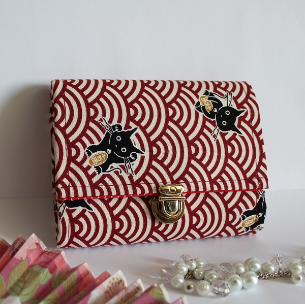 Coin Purse Card wallet  - Maneki