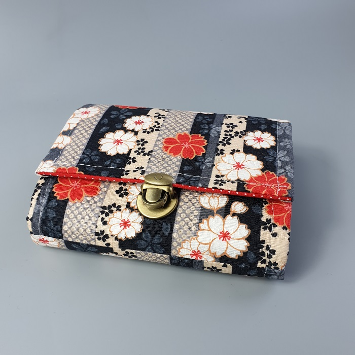 Coin Purse Card wallet  -  Hanako