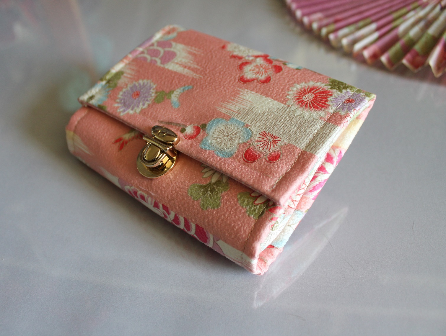"5.5"" cards and coins wallet  - Ayana"