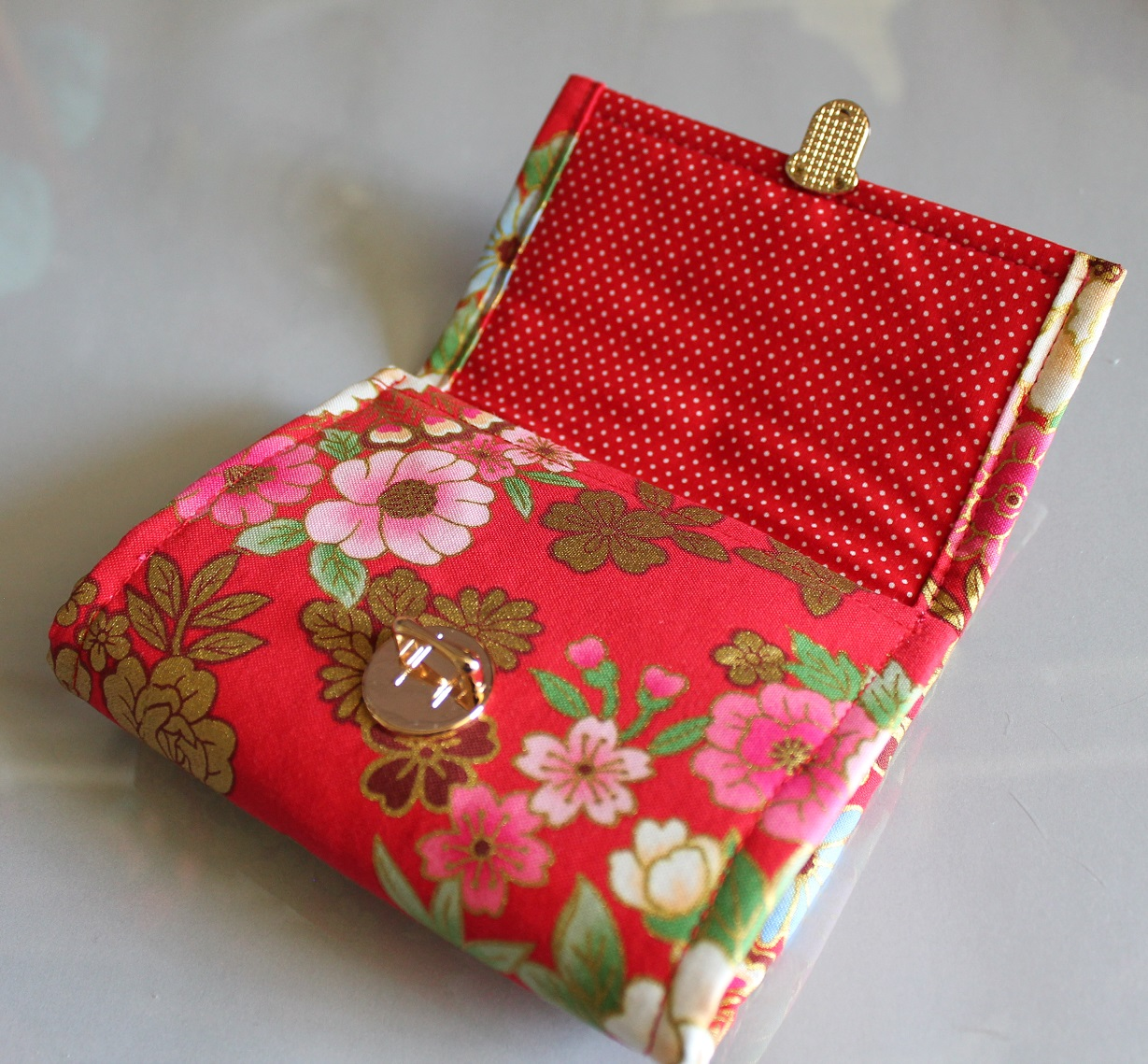 Coin Purse Card wallet  - Kanako