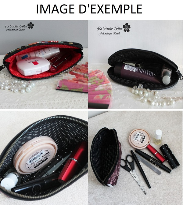 Trousse à maquillage - Akane