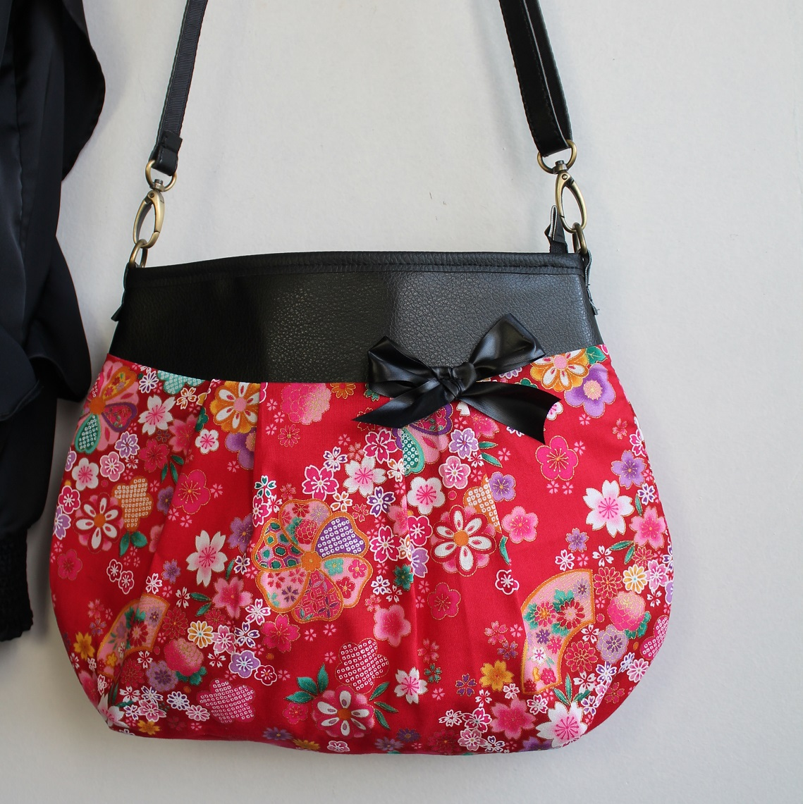 Shoulder bag crossbody bag - Miya