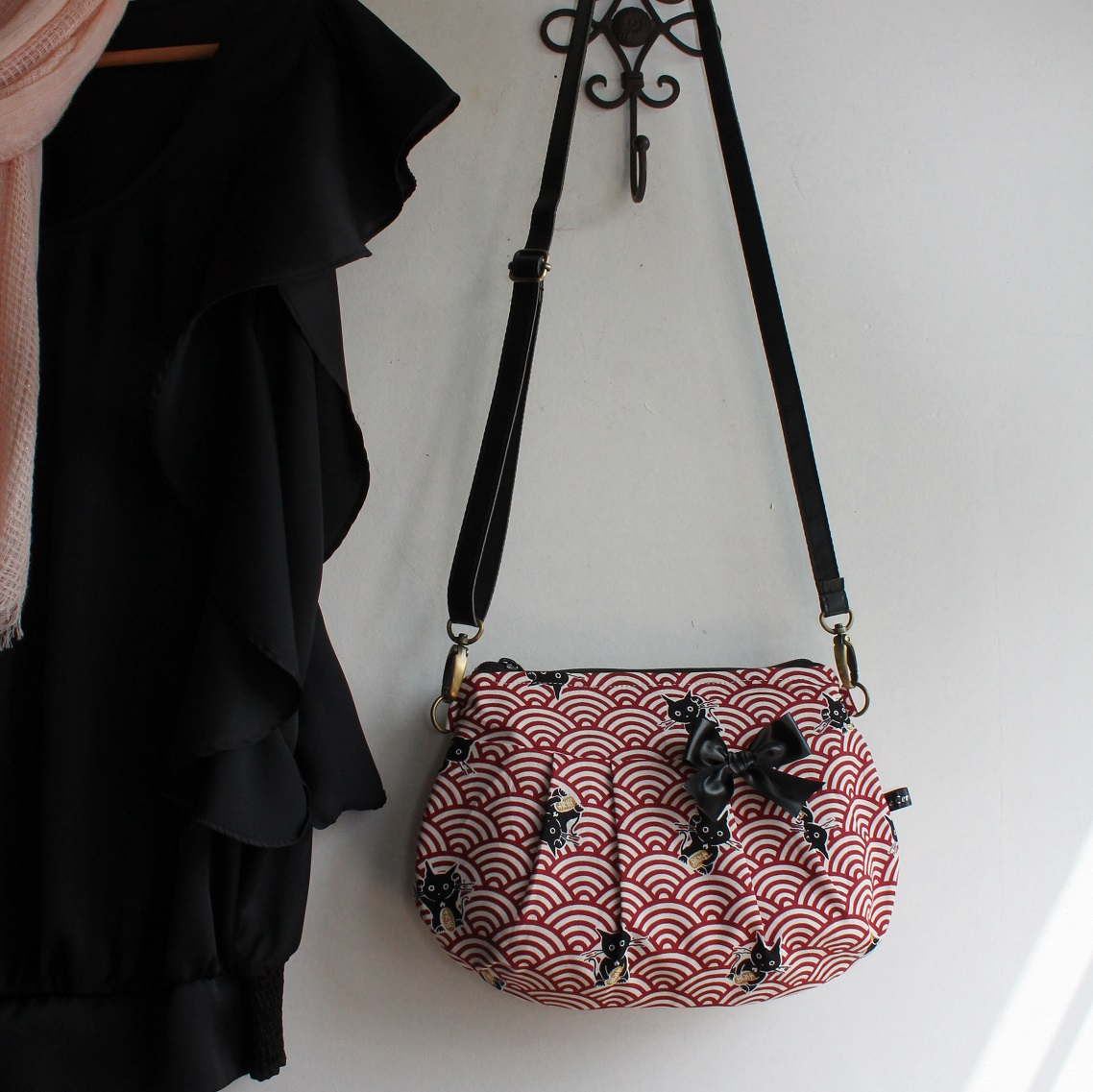cross body bag - Manéki