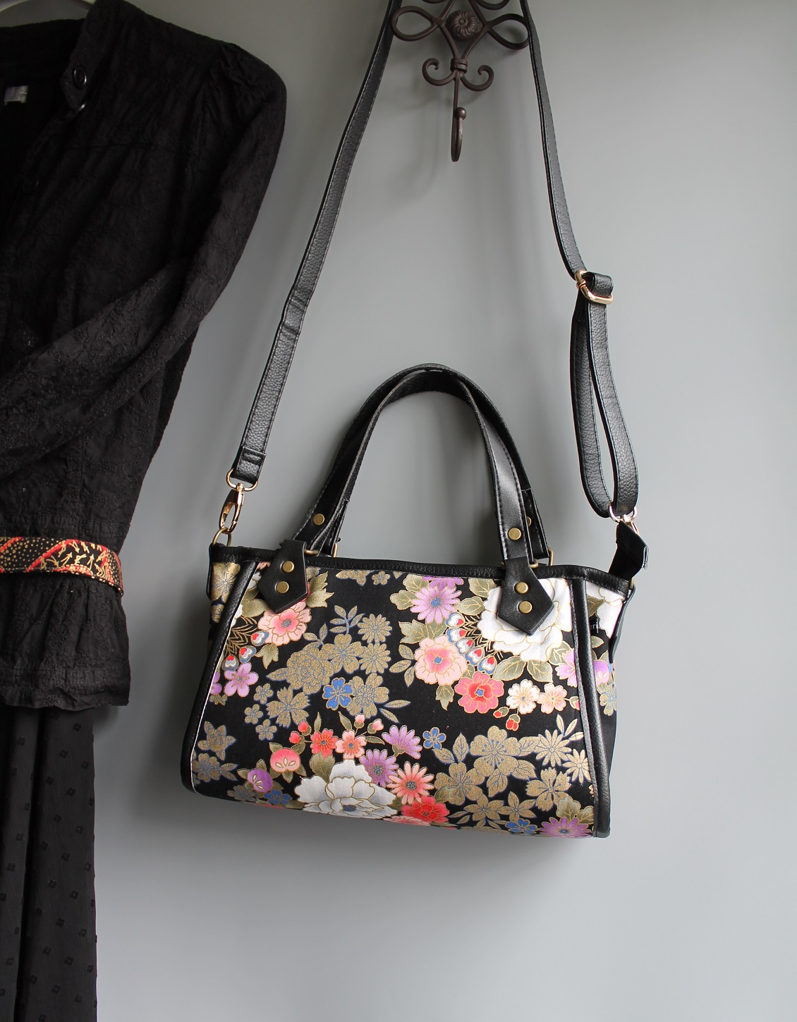 Cross body / hand bag - Kanako