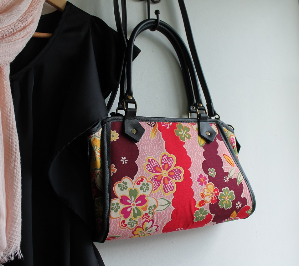 Cross body / hand bag - Akemi