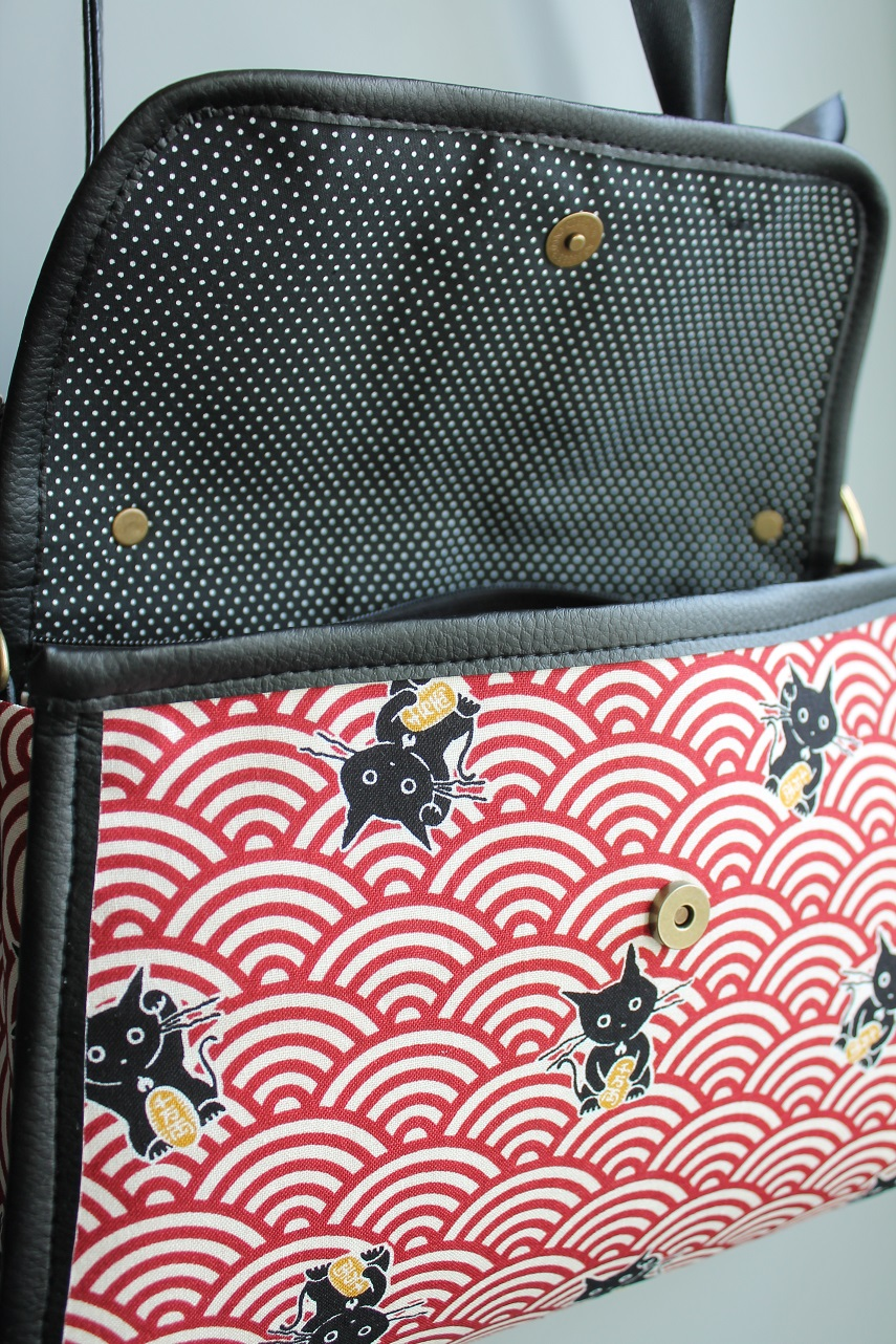 Cross body / hand bag - Maneki