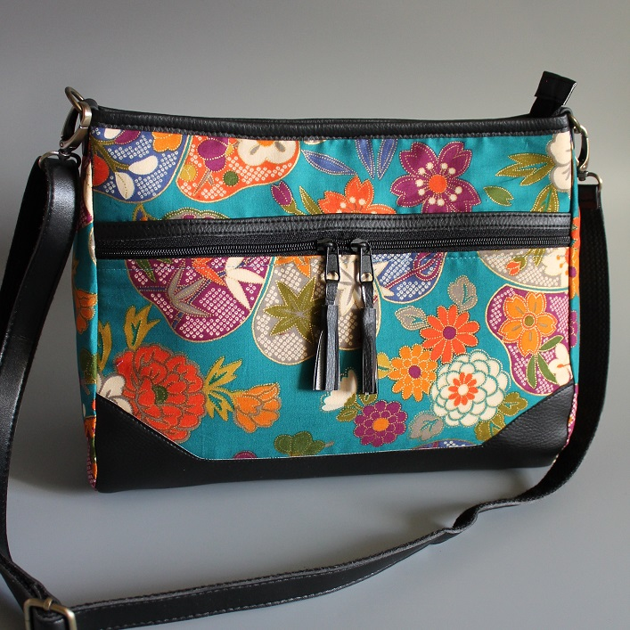 Cross body bag - Yuka