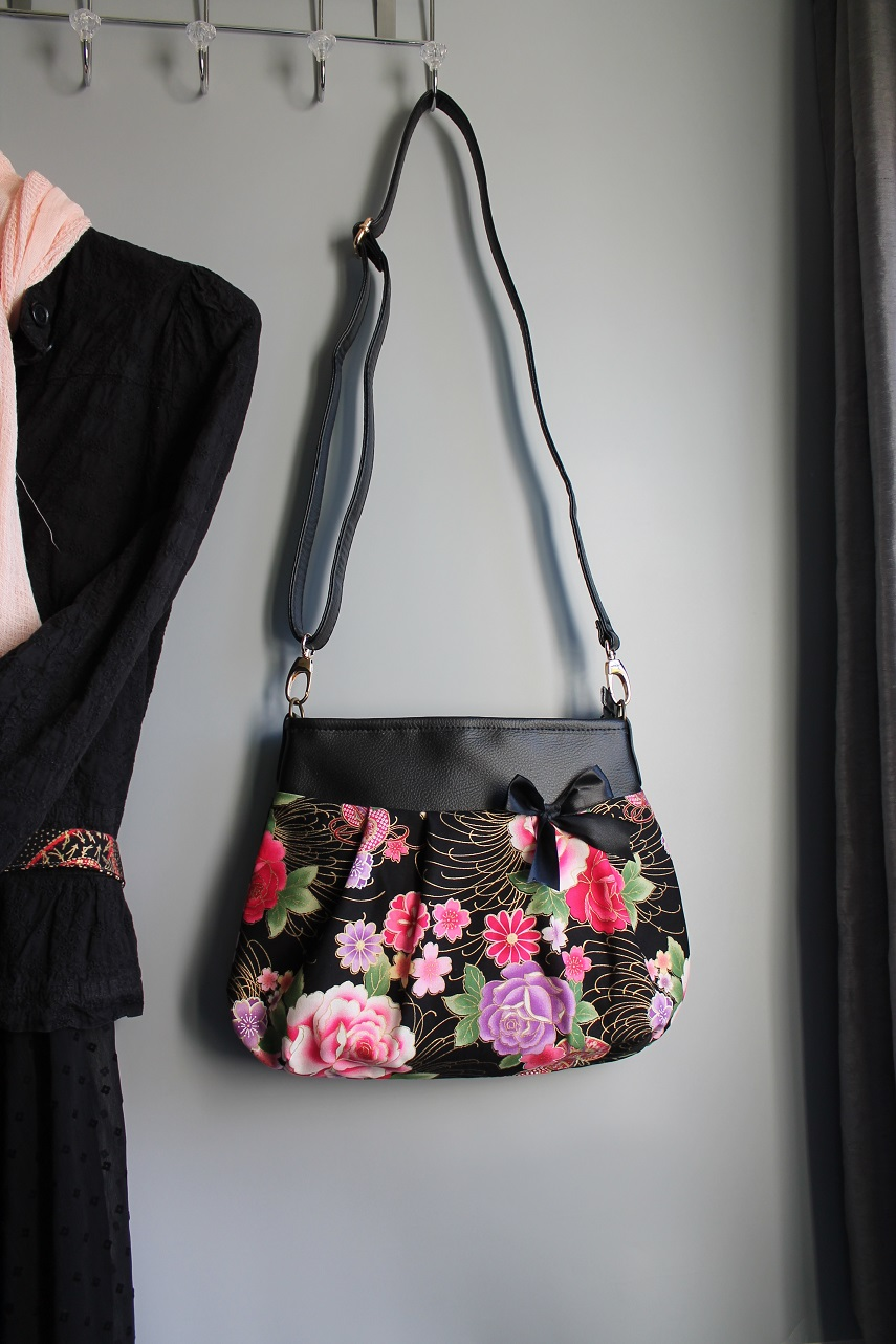 Shoulder bag crossbody bag - Juri