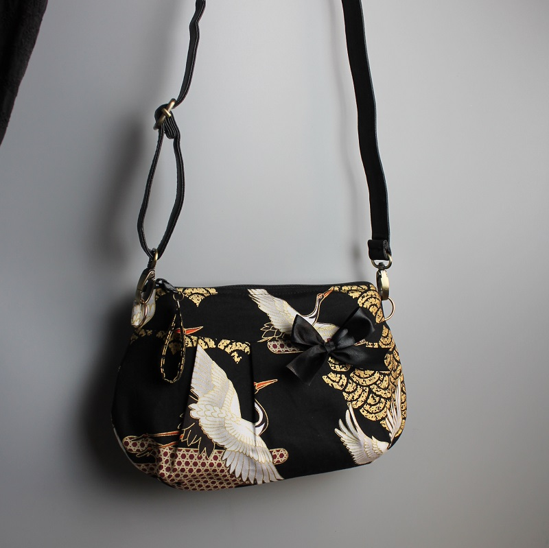 cross body bag - Grues