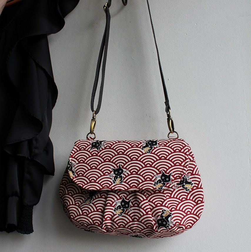 cross body clutch - Maneki