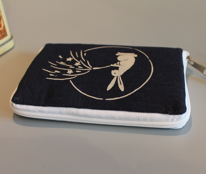 "5.5"" zippered Cards and coins wallet - special5"